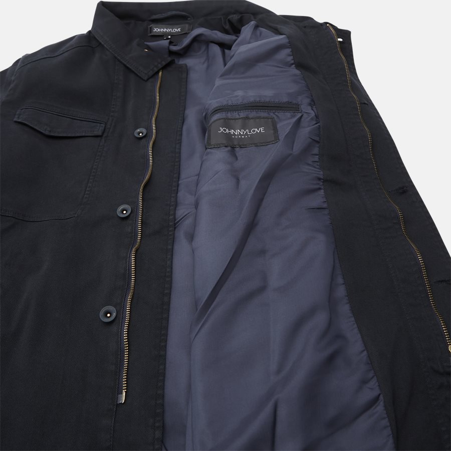 BRONCO 055 - Bronco Jakke - Jakker - Regular - DARK NAVY - 10